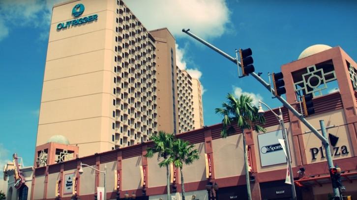 關島奧瑞格飯店Outrigger Hotel