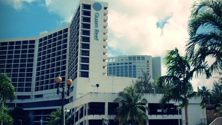 關島珊瑚飯店 GUAM REEF HOTEL