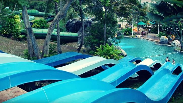關島小野貓(泰山)水上樂園 Guam TARZA