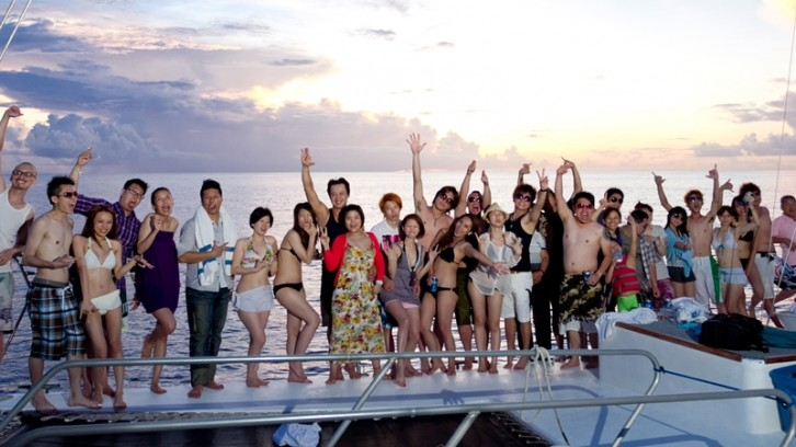 關島之家海外聚會