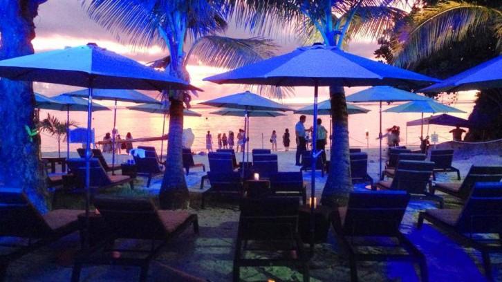 珊瑚礁飯店沙灘酒吧